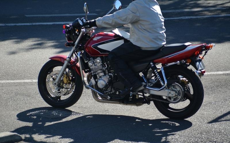バイク.教習車